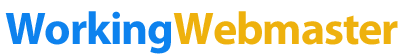 Working Webmaster logo